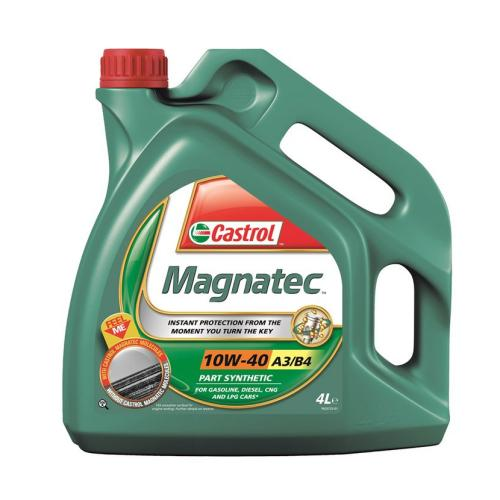 Castrol Magnatec 10W40 4 L